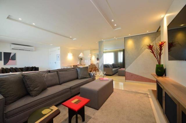 Apartamento com 4 dormitórios à venda, 152 m² por r$ 1.400.000,00 - varjota - fortaleza/ce - Foto 18