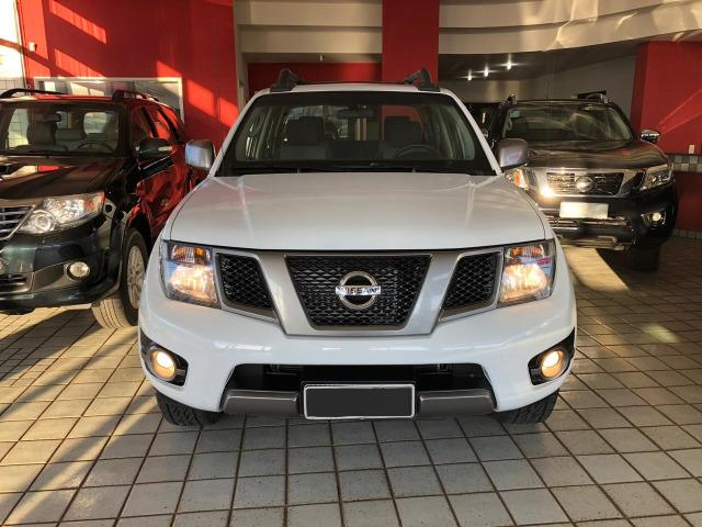Nissan Frontier SV ATtaCK 2.5TDI(190CV)_1DonO_88MKM_4X4_ExtrANovA_LacradAOriginaL_Placa A_ - Foto 6