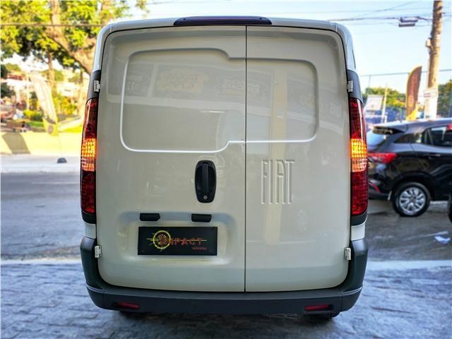 Fiat Fiorino 1.4 mpi furgão hard working 8v flex 2p manual - Foto 5