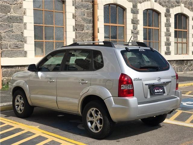 Hyundai Tucson 2.0 mpfi gls top 16v 143cv 2wd flex 4p automático - Foto 3