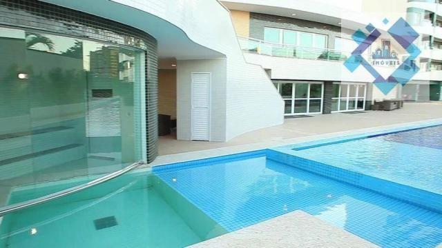 Apartamento com 3 dormitórios à venda, 164 m² por R$ 1.100.000,00 - Guararapes - Fortaleza - Foto 20