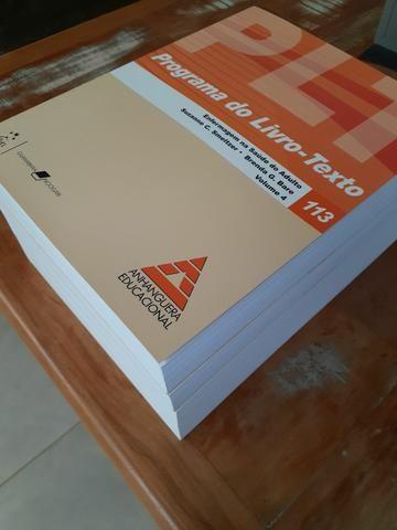 Livros de Enfermagem - Enfermagem na Saúde do Adulto - 4 Volumes - Foto 2