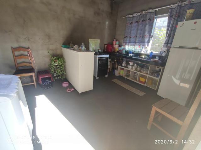 Casa 2 quartos no condomínio vida bela com benfeitorias - Foto 5