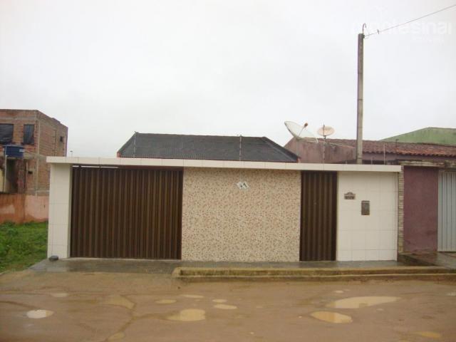 Casa com 3 quartos para alugar, 76 m² por R$ 700/mês - Boa Vista - Garanhuns/PE