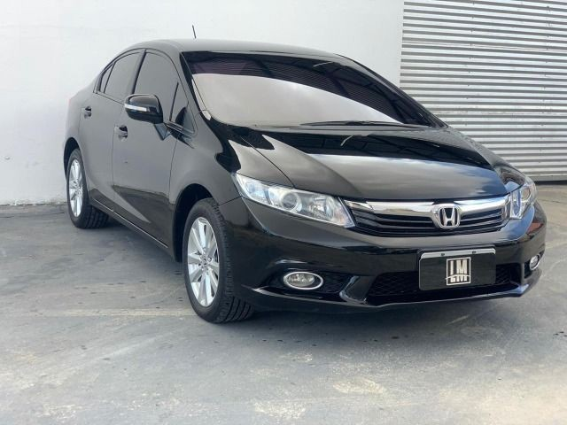 Honda Civic LXR 2014 Aut - Foto 5