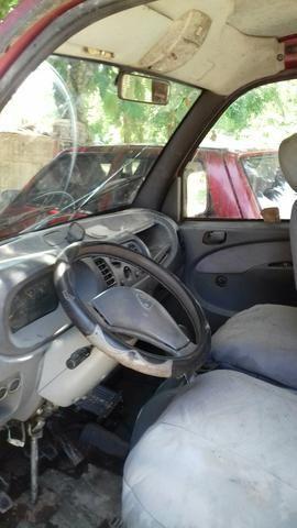 Vendo caminhão tawune motor novo aceito moto na troca - Foto 2