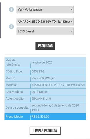 Amarok Diesel SE 4x4 13/13 - Foto 7