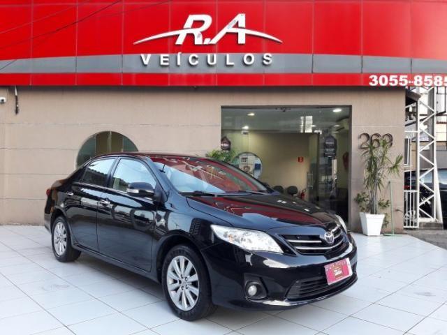 Toyota corolla 2013 2.0 altis 16v flex 4p automÁtico