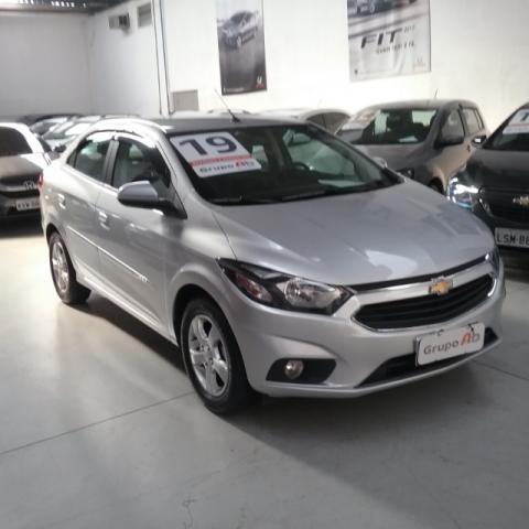 Chevrolet Prisma 1.4AT LTZ 4P