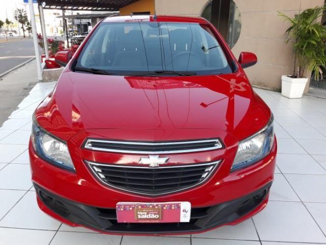 Chevrolet prisma 2014 1.4 mpfi lt 8v flex 4p manual - Foto 2