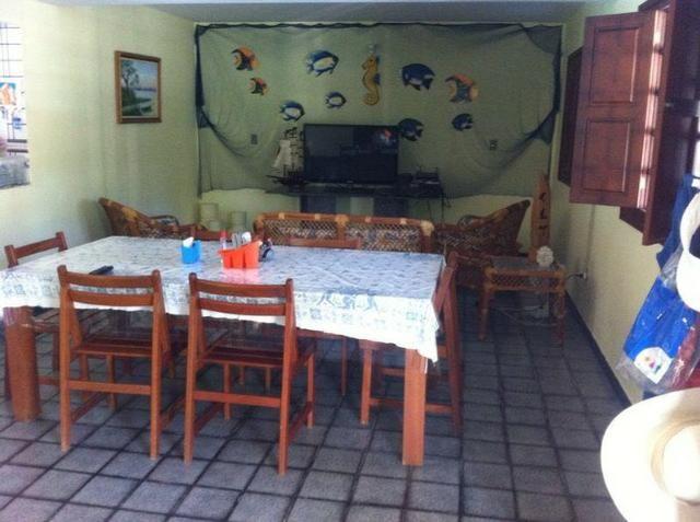 Alugo casa por temporada na praia do cupê - Foto 3