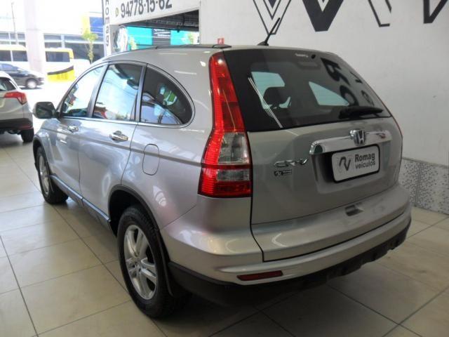 CRV 2010/2010 2.0 EXL 4X4 16V GASOLINA 4P AUTOMÁTICO - Foto 4