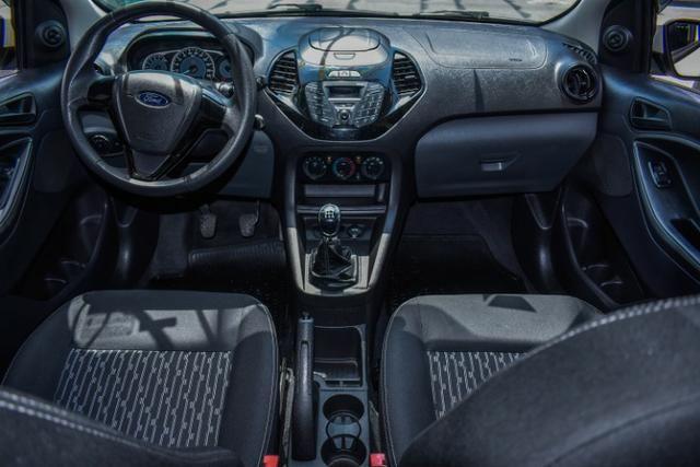 Ford KA+ SE 1.5 Flex Completo + 2019 Vist - Foto 5