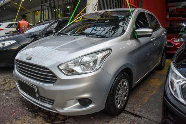 Ford KA+ SE 1.5 Flex Completo + 2019 Vist