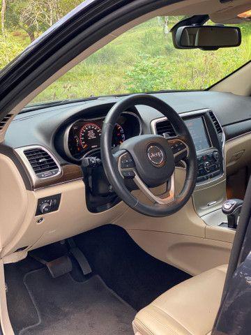 Jeep Grand Cherokee Limited V6 3.6 2015 top baixa km - Foto 7