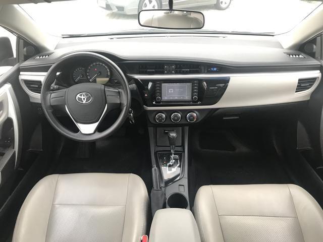 Toyota corolla gli 1.8 2016 - Foto 9