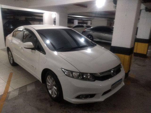 Honda Civic LXS   2013/2014  completo - Foto 2