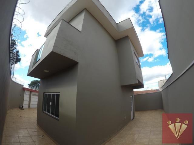 Casa com 3 dormitórios à venda por R$ 630.000 - Vila São João - Mogi Guaçu/SP - Foto 4