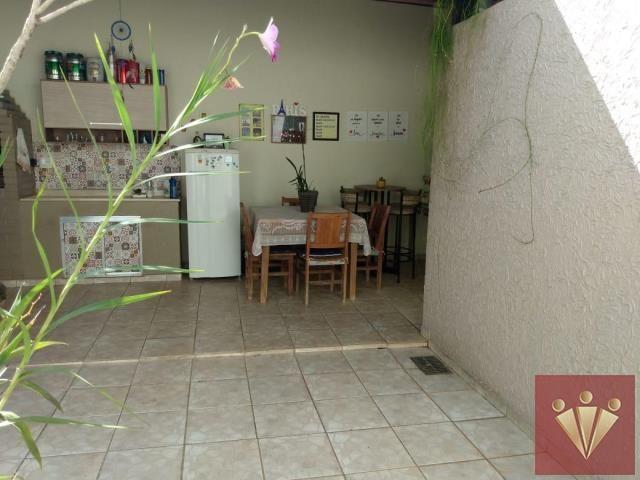 Casa com 3 dormitórios à venda por R$ 742.000 - Vila José De Paula - Mogi Guaçu/SP - Foto 6