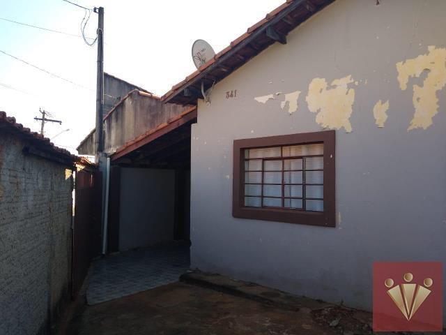 Casa com 3 dormitórios à venda por R$ 240.000 - Jardim Alvorada - Mogi Guaçu/SP