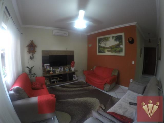Casa com 3 dormitórios à venda por R$ 800.000 - Jardim Santo Antônio - Mogi Guaçu/SP - Foto 2