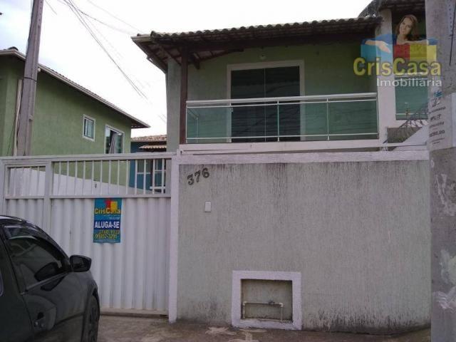 Casa com 2 dormitórios à venda, 80 m² por R$ 240.000,00 - Village Rio das Ostras - Rio das