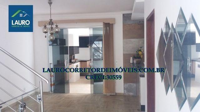 Casa de luxo triplex com 03 qtos (sendo 01 suíte com closet) no Marajoara - Foto 2