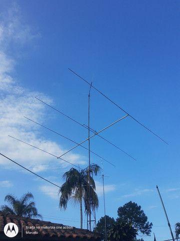 Antena direcional 4 elementos - Foto 2