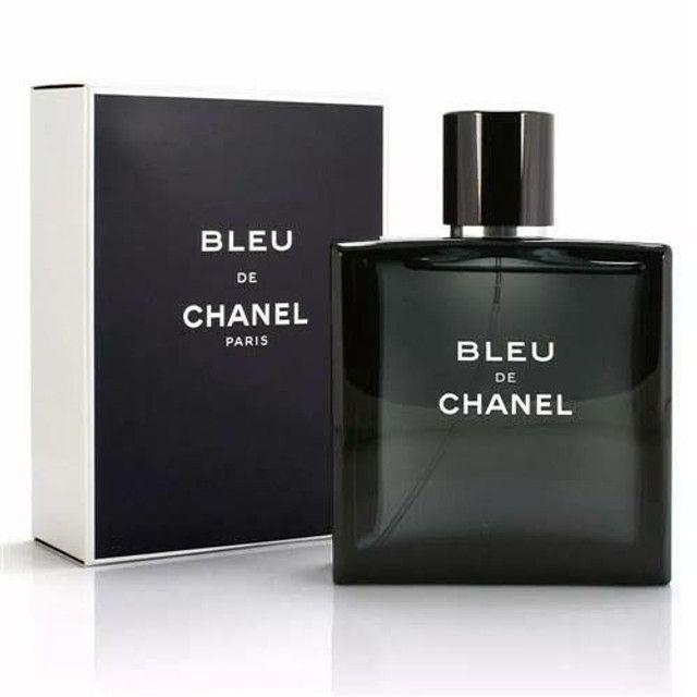 Bleu de Chanel 100 ML Novo e Lacrado!!  - Foto 2