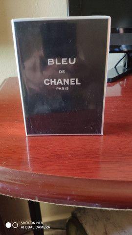 Bleu de Chanel 100 ML Novo e Lacrado!!  - Foto 4