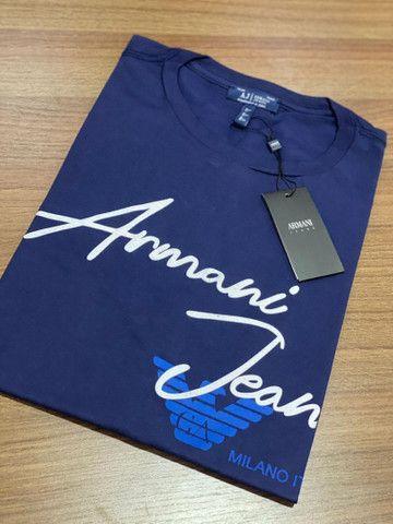 T-shirts Armani e Hilfiger  - Foto 4