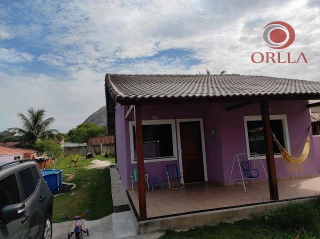 Orlla Imóveis - ?? Terreno com 2 casas em Itaipuaçu! - Foto 9