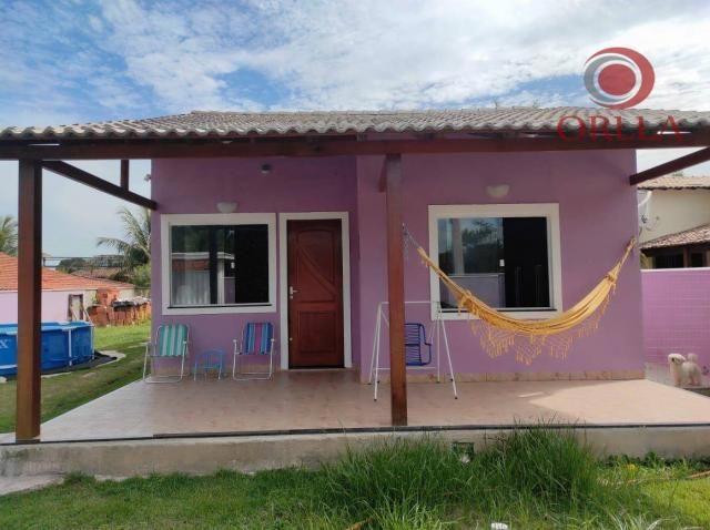 Orlla Imóveis - ?? Terreno com 2 casas em Itaipuaçu! - Foto 10
