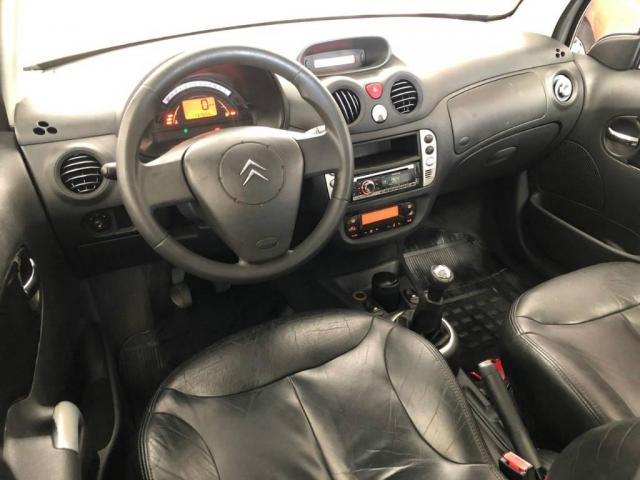 Citroën C3 1.4 EXCLUSIVE 8V FLEX MANUAL  - Foto 10