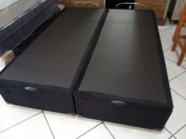 Base baú Queen Size 1,58 x 1,98 - Foto 4