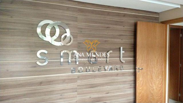 Smart Boulevard Apto Tipo Studio 1 Quarto 1 Vaga no Coração do Umarizal - Foto 19