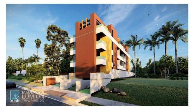 Apartamento de dois quartos com cobertura privativa. - Foto 4