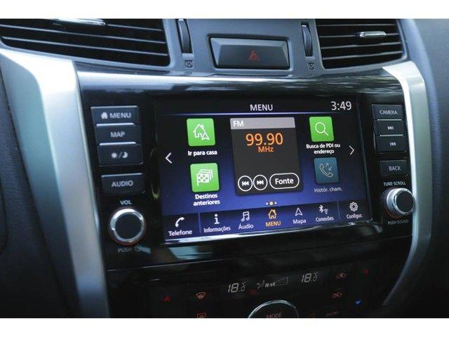 Nissan Frontier XE 2.3 4X4 BI-TURBO DIESEL AUT. - Foto 15