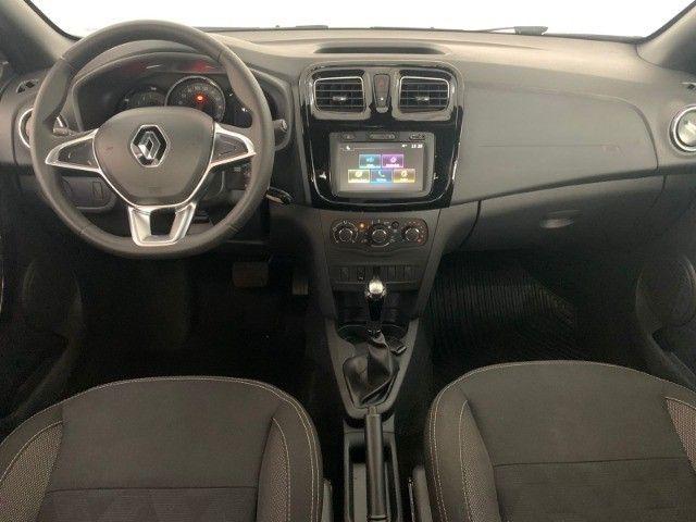 Renault Logan Zen 1.6 Flex CVT 41.000km 2019/20 - Foto 7