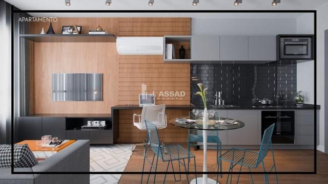 Kitchenette/conjugado à venda com 1 dormitórios em Água verde, Curitiba cod:ST0004
