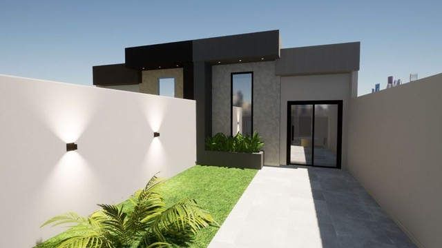 Vende-se casa 59m2 na Planta - Foto 2