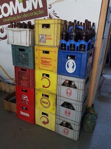 Garrafas de cervejas (Cascos 600ml)