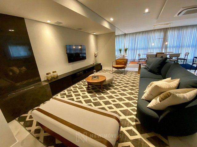 Apartamento Novo Mobiliado e Decorado com 3 Suítes no Centro em Balneário Camboriú - Foto 3