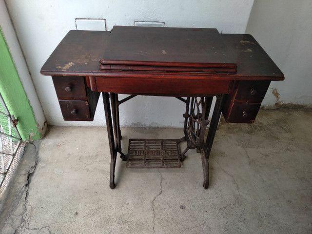 Máquina costura antiga Imperial  - Foto 3