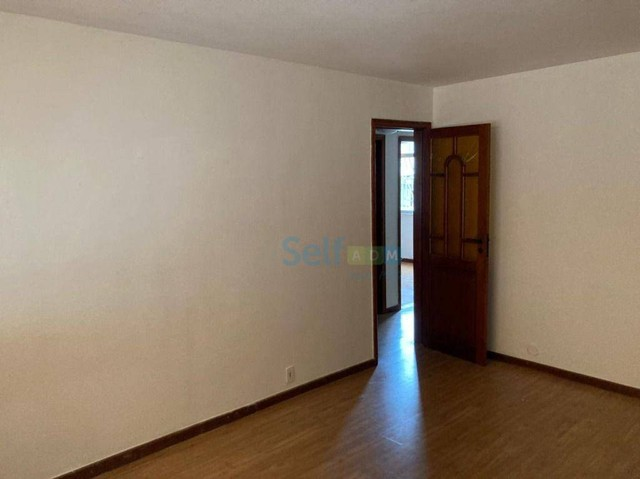 Apartamento para alugar, 75 m² por R$ 1.400,00/mês - Icaraí - Niterói/RJ - Foto 9
