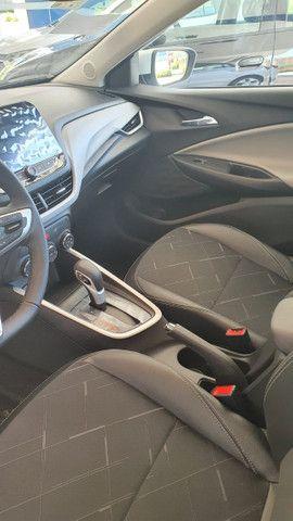 Onix Plus Sedan Premier Midnight Turbo / 0km-2021 - Foto 7