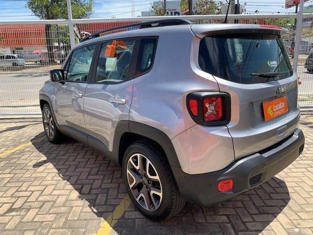 RENEGADE 2019/2019 1.8 16V FLEX LONGITUDE 4P AUTOMÁTICO