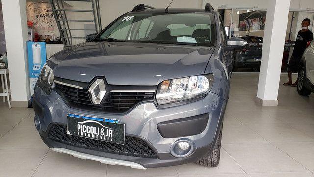 Renault Sandero Stepway Dynamique 1.6 Top de linha R$ 53.900,00 - Foto 7