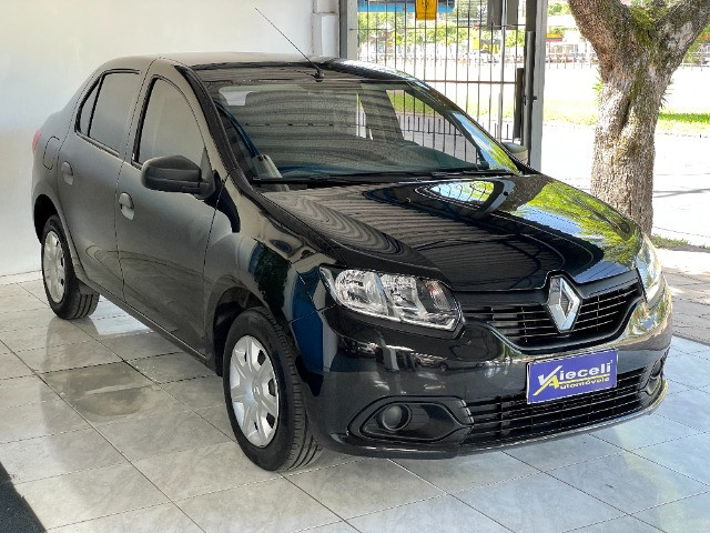 Renault Logan Authentique 1.0 12v 2020, único dono - Foto 3