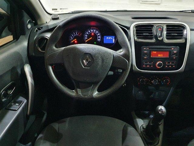 Renault Sandero 1.6 16v Sce Expression - Foto 8